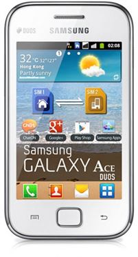 Download Firmware for Samsung Galaxy Ace Duos GT-S6802 Android