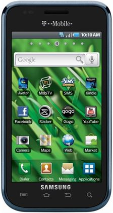 Download Firmware for Samsung Galaxy S (T-Mobile Vibrant) SGH-T959